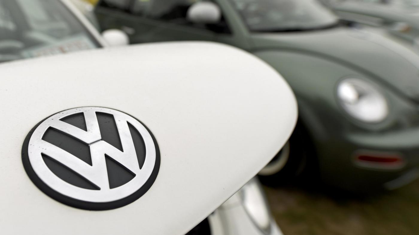 Volkswagen richiamerà 50mila auto in Cina per problema ai freni