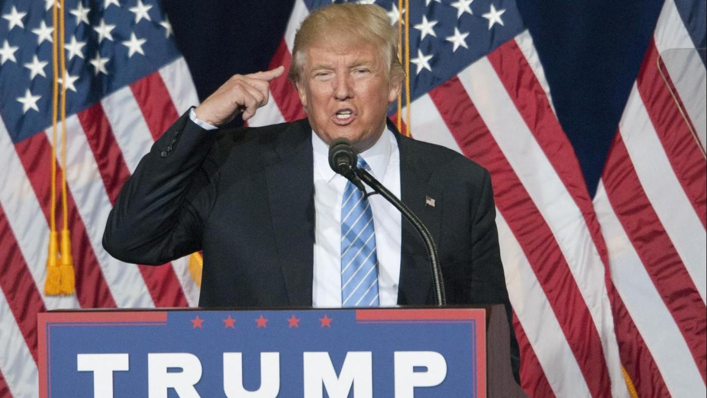 Trump contro Meryl Streep: Attrice sopravvalutata, lacchè di Hillary Clinton