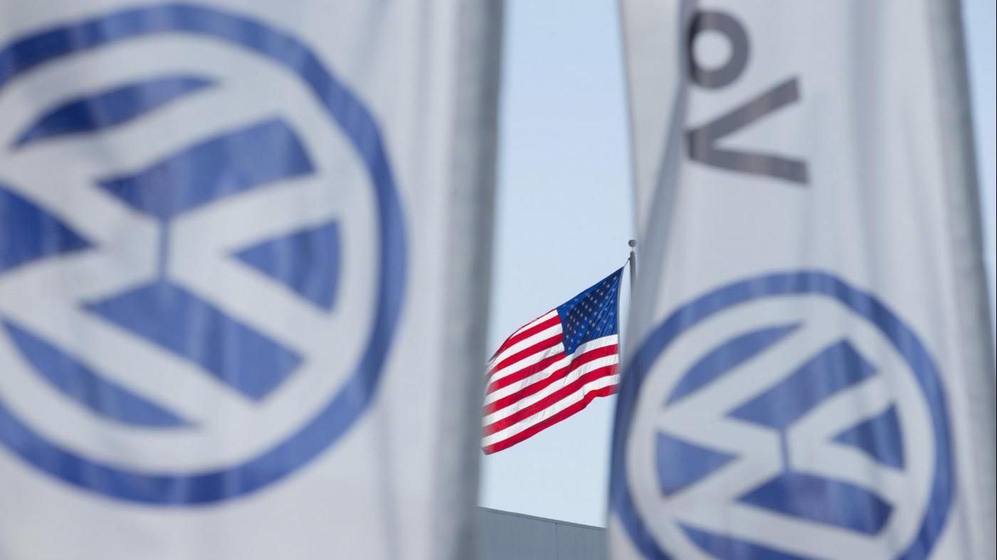 Volkswagen, patteggiamento da 4,3 mld in Usa per dieselgate