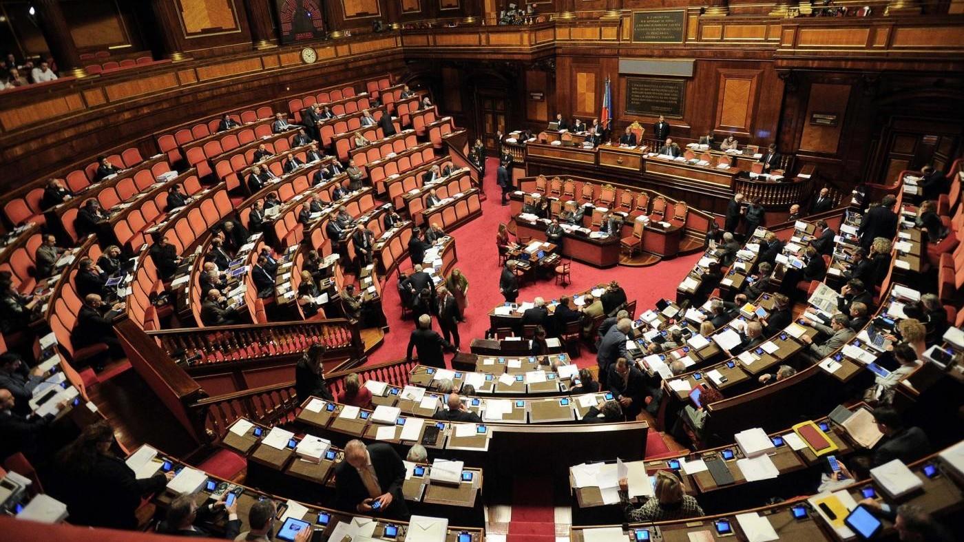 Mps, da Senato ok a urgenza decreto salva-banche