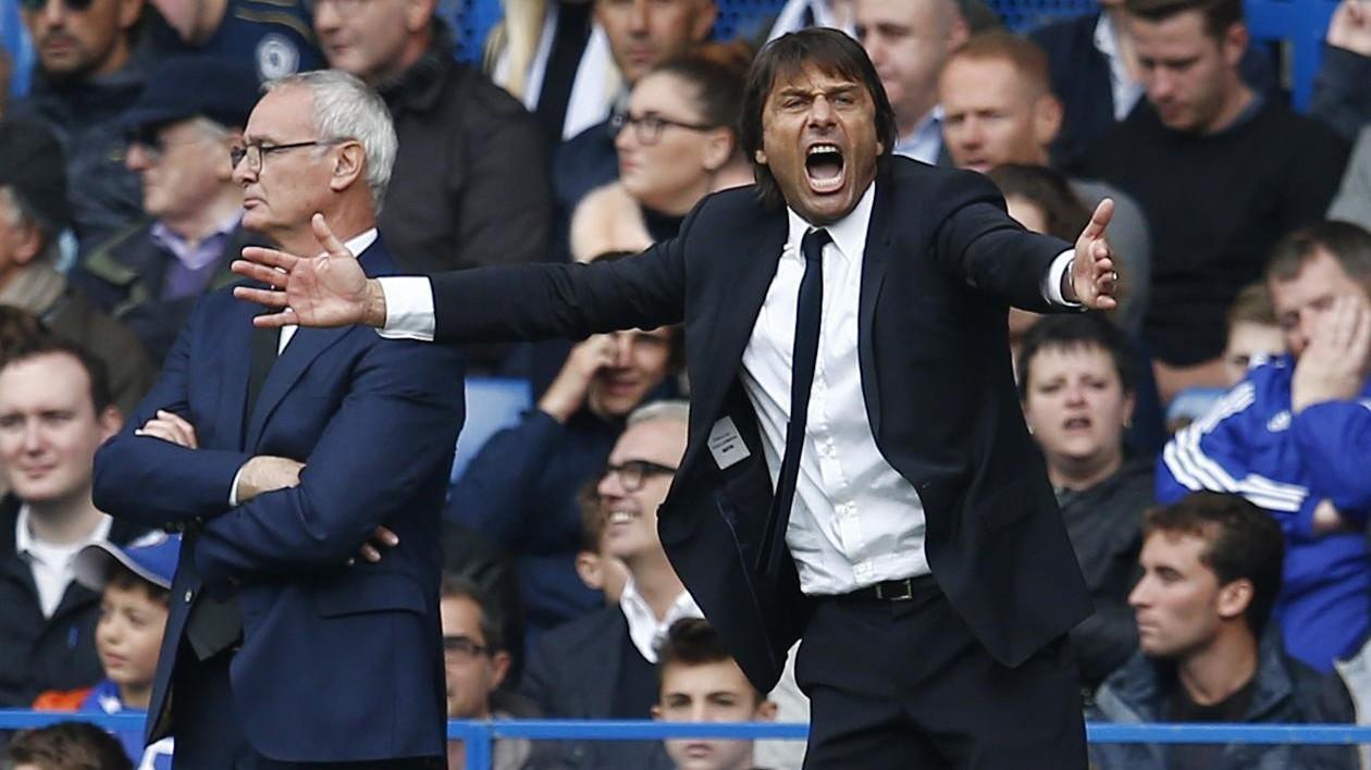 Chelsea, Conte: Ranieri grande tecnico ma voglio battere Leicester