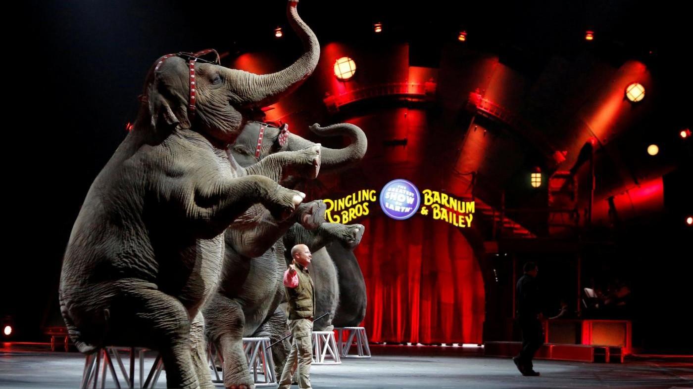 Chiude dopo 146 anni lo storico circo Barnum
