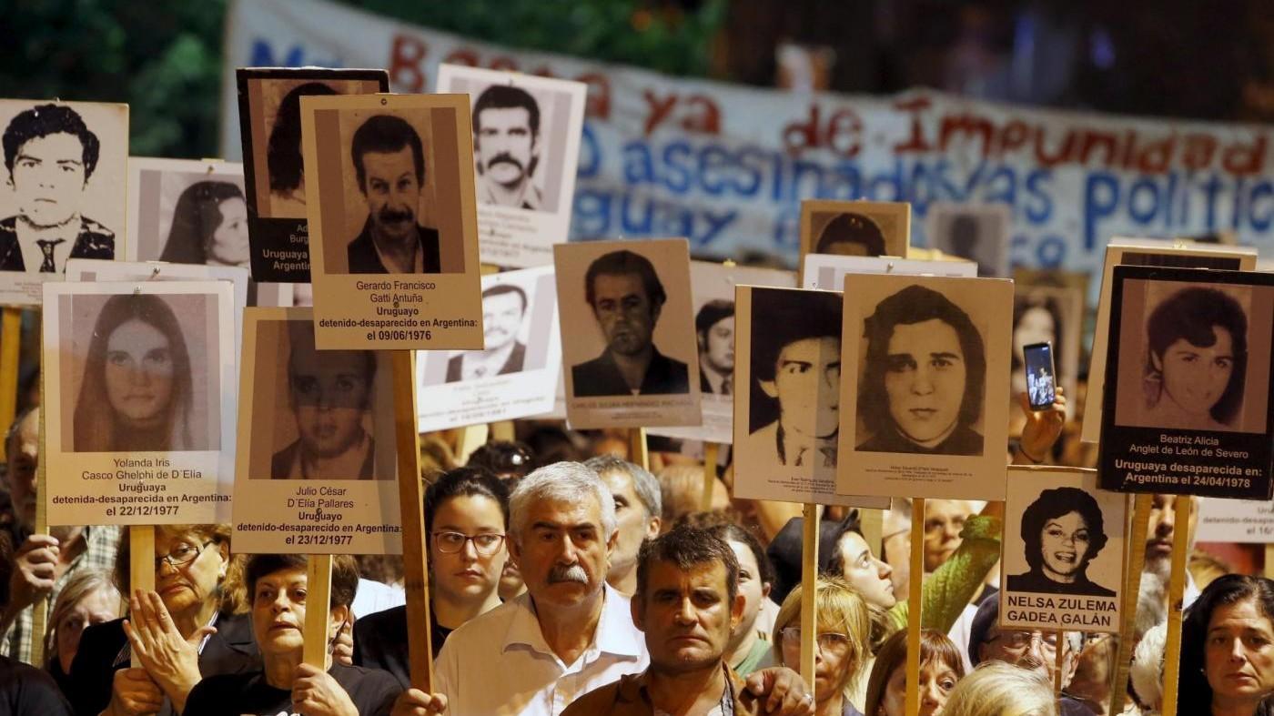 Processo su desaparecidos: martedì la sentenza a Roma