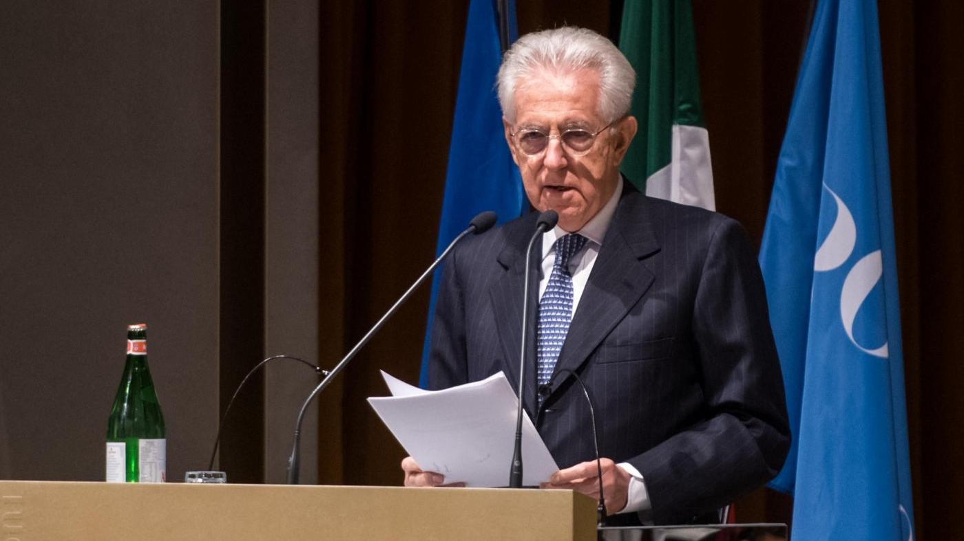 Mps, Monti: Rinuncio a spiegare a Renzi, l'ho fatto tante volte