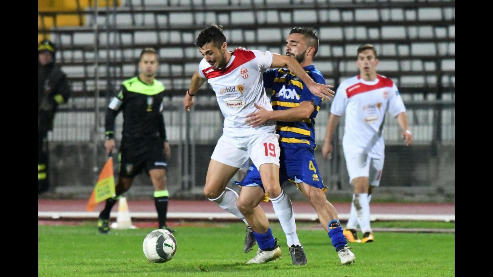 FOTO LegaPro, 0-0 incolore tra Maceratese e Parma