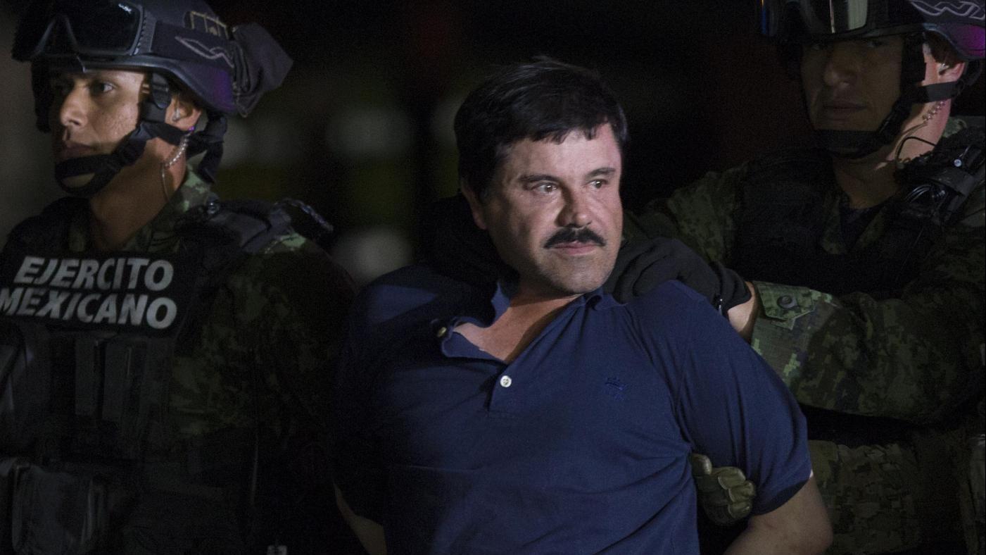 Estradato negli Usa 'El Chapo': si è dichiarato non colpevole
