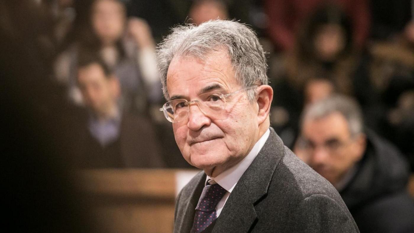 Prodi: Preoccupati da Trump, o Europa è unita o finisce male