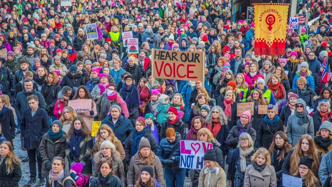 Le donne contro Trump: oltre 670 marce in tutto il mondo