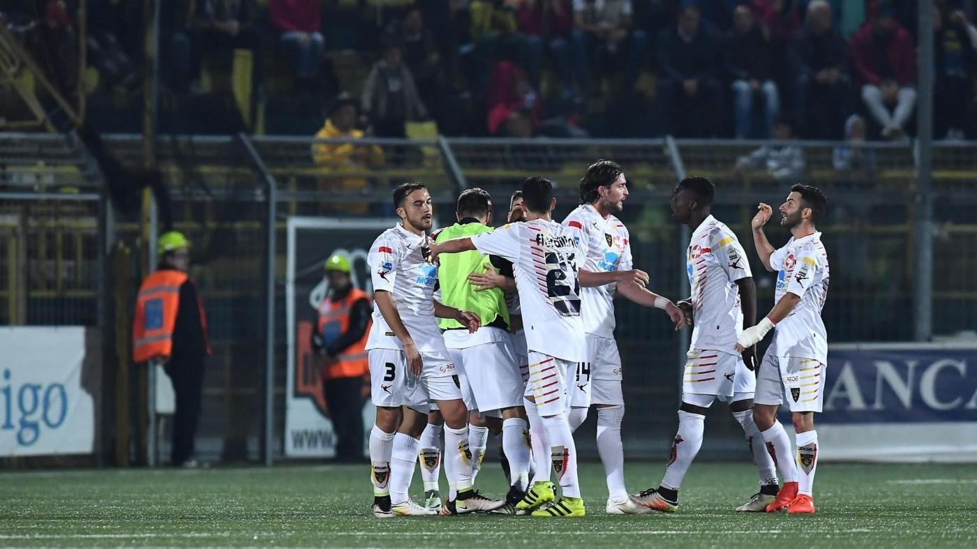 FOTO Rimonta Lecce in trasferta: Juve Stabia ko 3-2