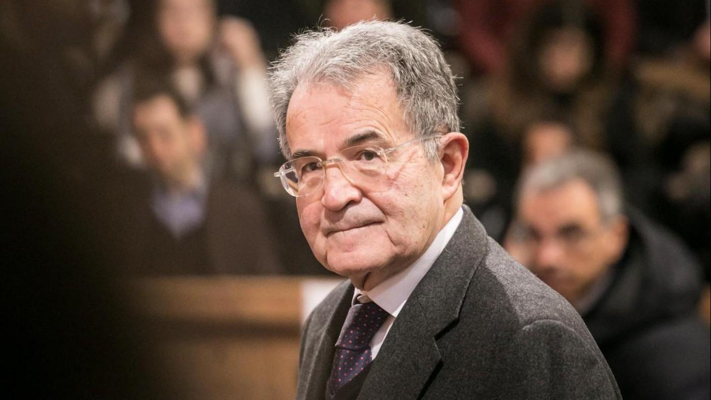 Prodi: Trump vuole spaccare l'Europa? Giochiamo d'anticipo