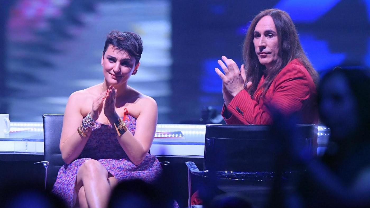 FOTO X Factor, Arisa e Manuel Agnelli litigano: il pubblico apprezza