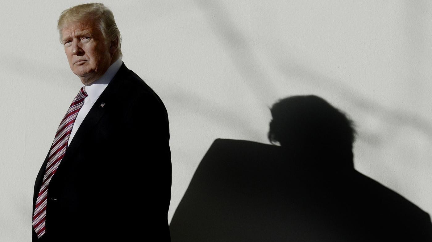 Trump: Muro col Messico come barriera costruita da Israele
