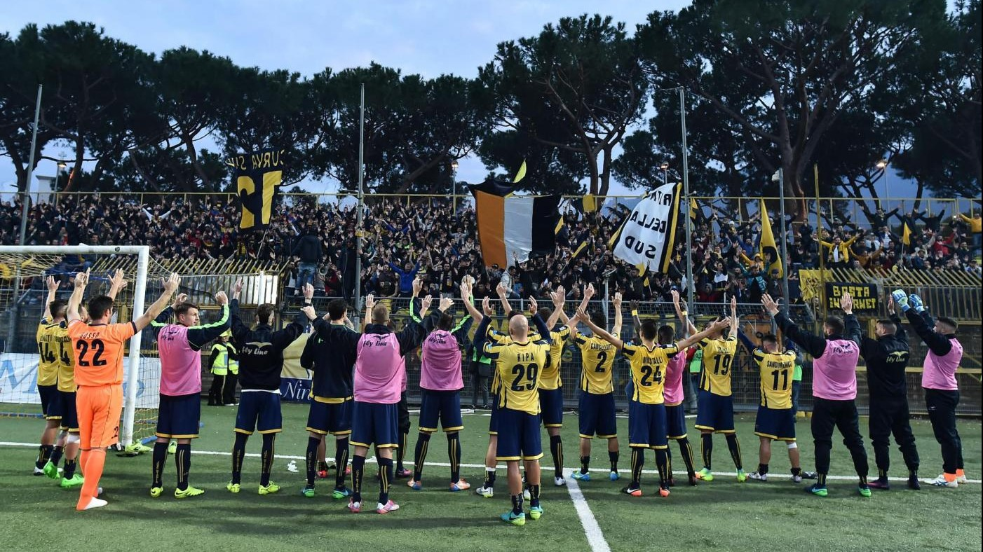 FOTO Lega Pro, Juve Stabia-Virtus Francavilla 1-0: campani primi