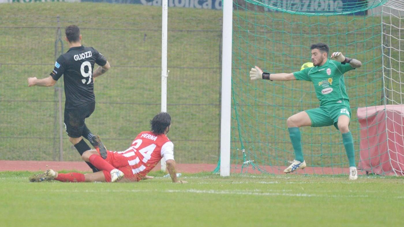 FOTO Lega Pro, Maceratese-Sudtirol 1-2