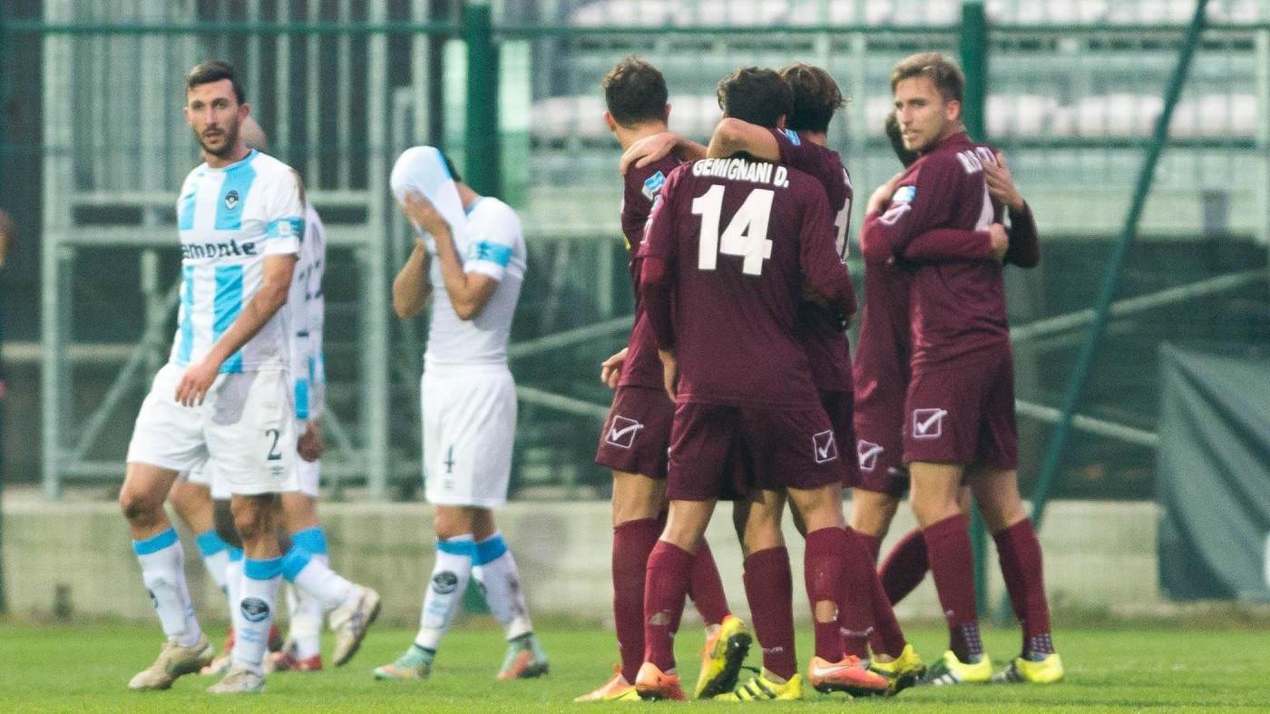 FOTO Lega Pro, Giana Erminio-Pontedera 0-1