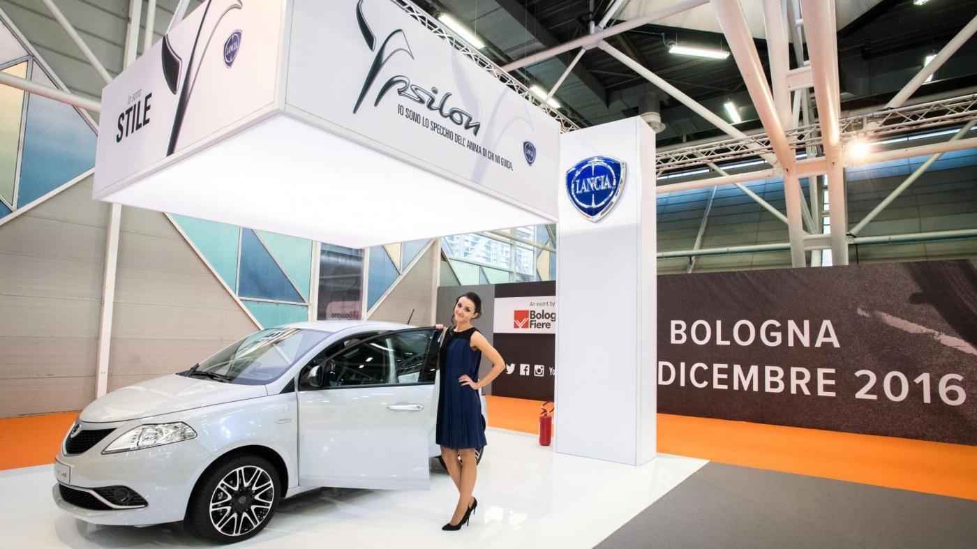 FOTO Motor Show 2016 a Bologna, i modelli del gruppo Fca