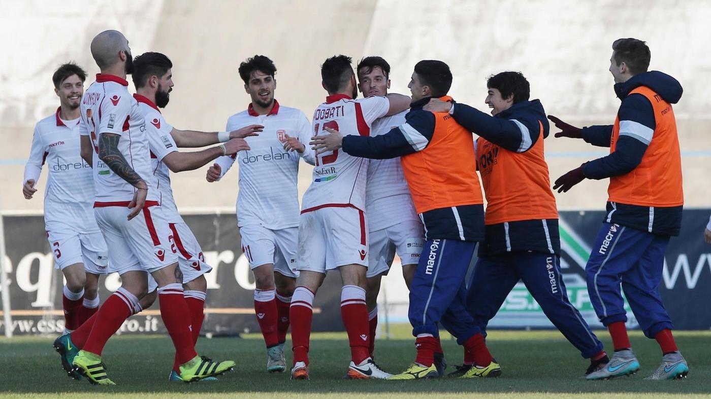 Lega Pro, pari tra Bassano e Forlì