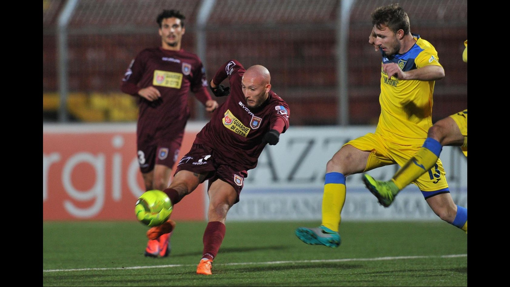 Lega Pro, tra Pontedera e Carrarese finisce 2-2
