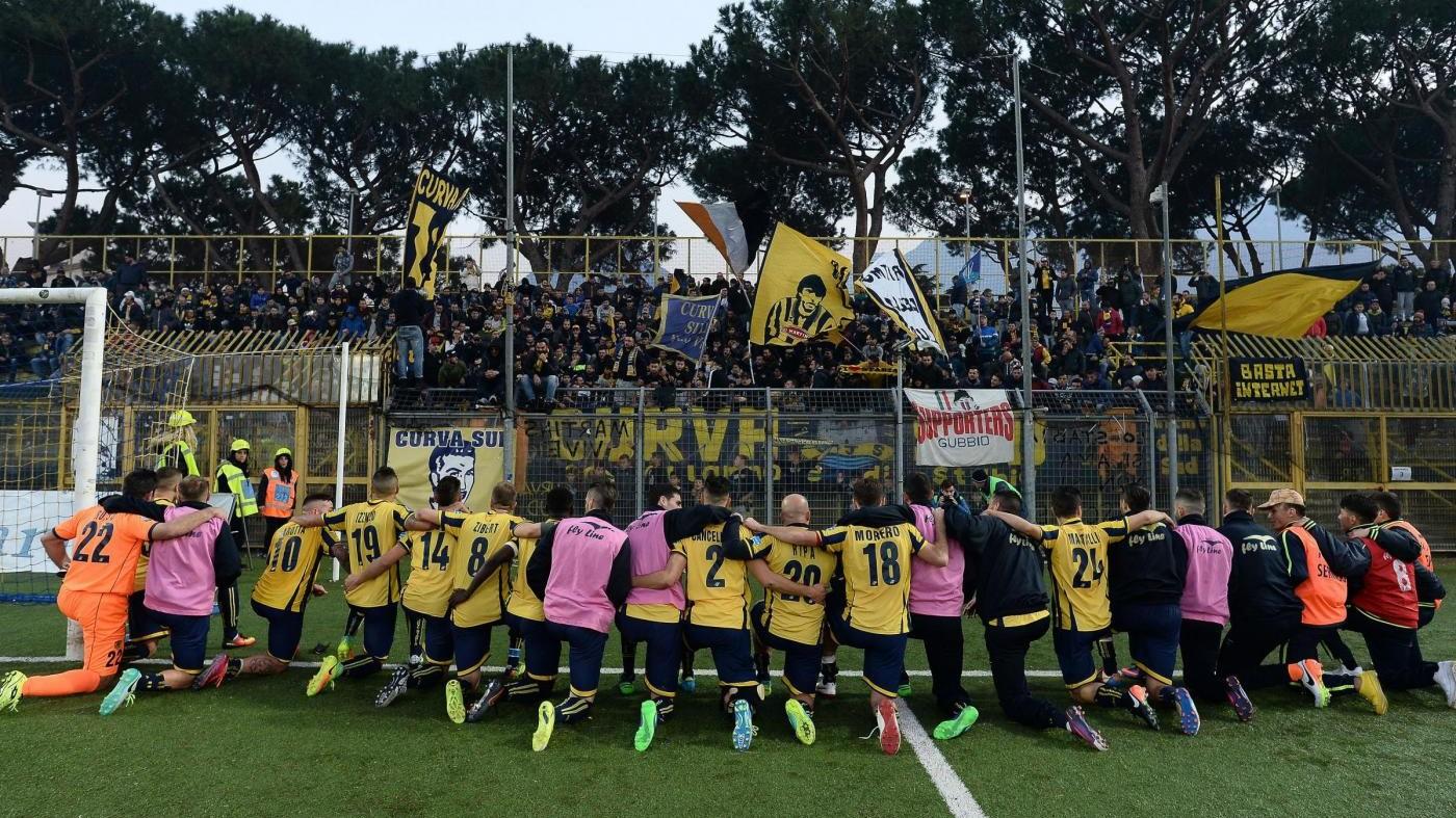FOTO Lega Pro, Juve Stabia batte Akragas 1-0