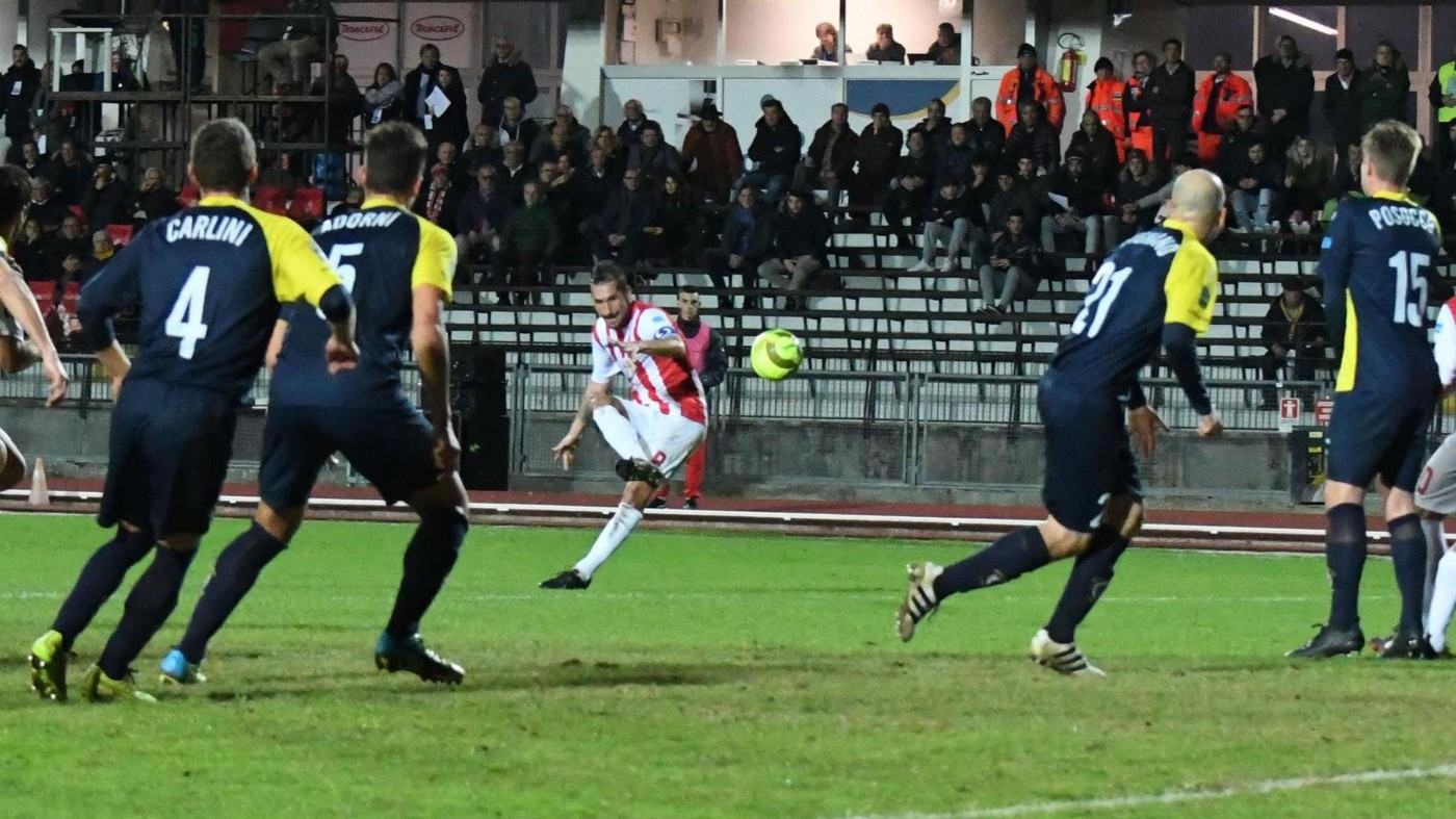 FOTO Lega Pro, Maceratese-Santarcangelo 1-1