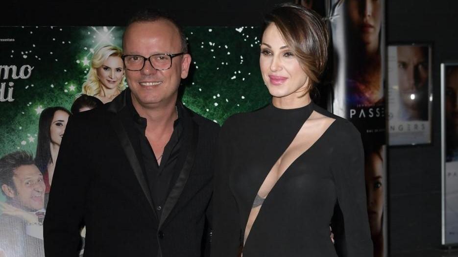 Gigi D'Alessio: Ho costretto Anna a guardare Sanremo da casa