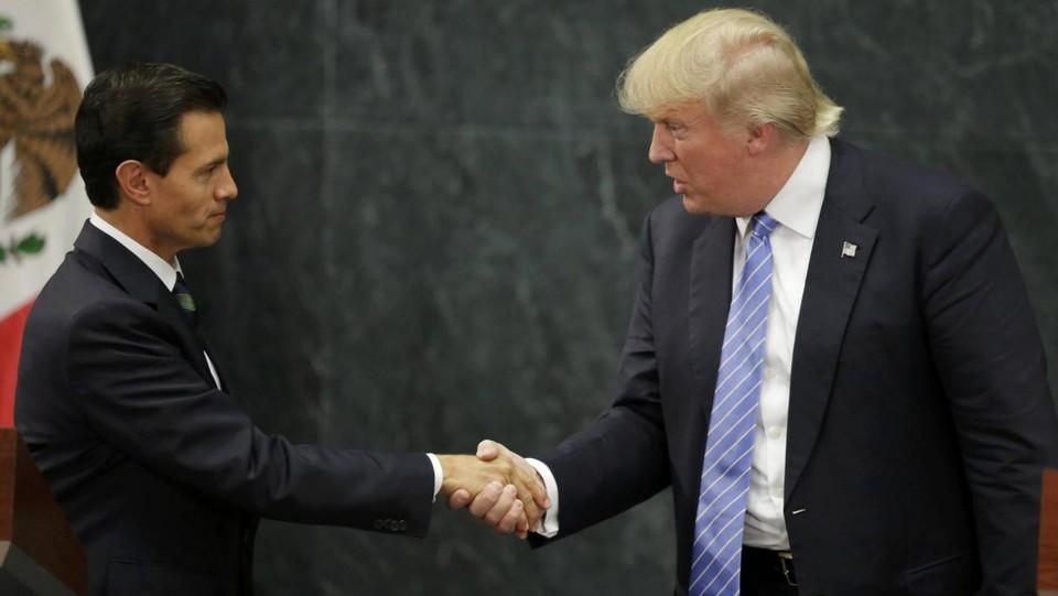Trump minaccia di inviare truppe contro i narcos in Messico