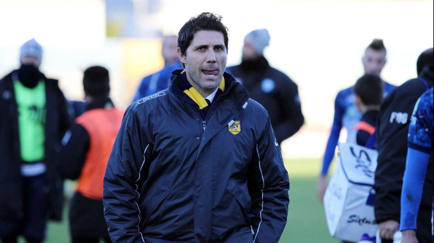 FOTO Lega Pro, il recupero Matera-Juve Stabia termina 2-2