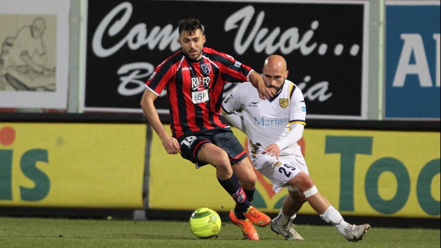 FOTO LegaPro, 0-0 tra Taranto e Juve Stabia