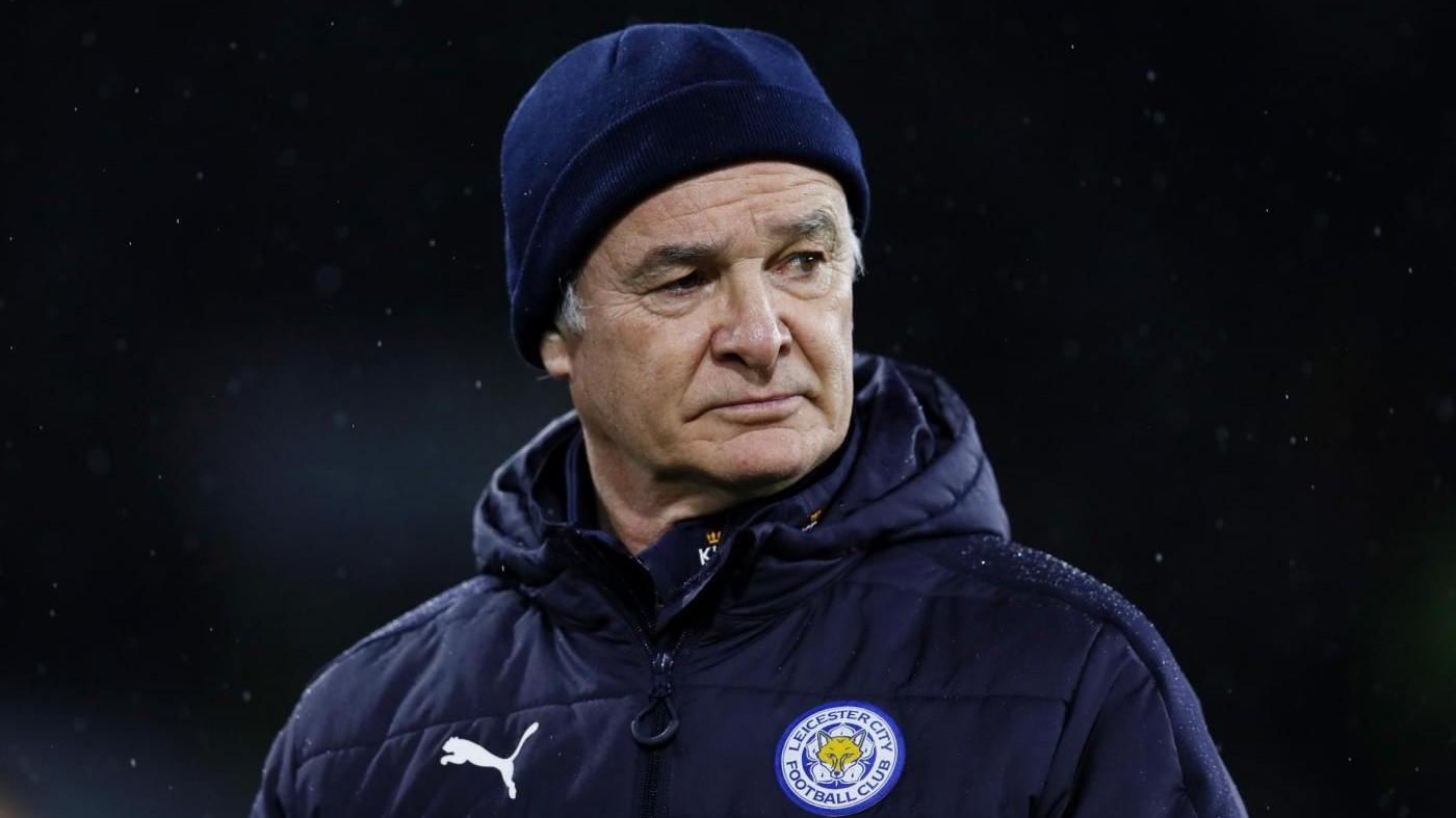Leicester, Ranieri: Se la squadra non mi vuole chieda l'esonero