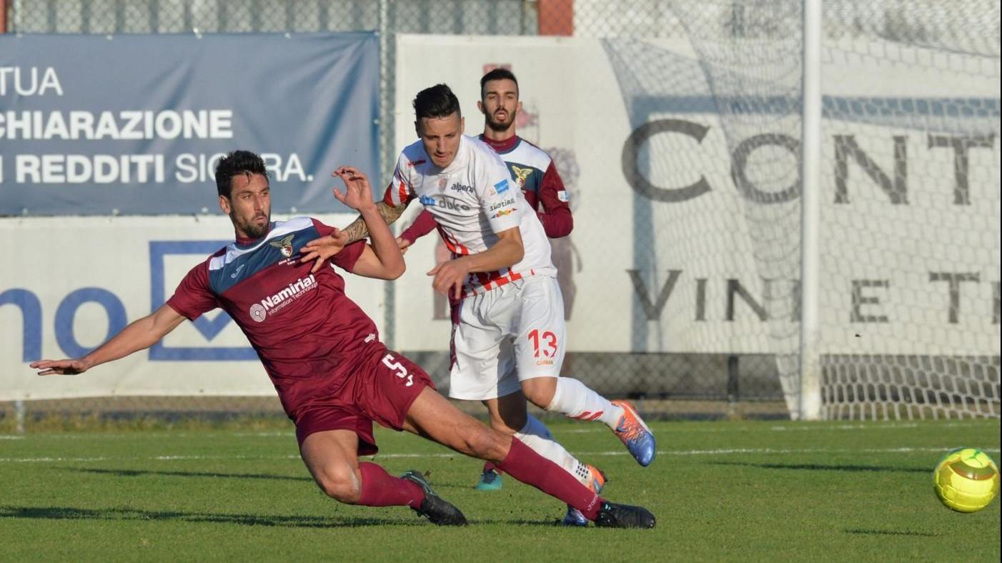 FOTO Fano-Sudtirol 0-0