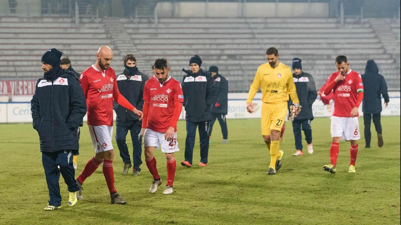 FOTO Piacenza-Lucchese 1-2