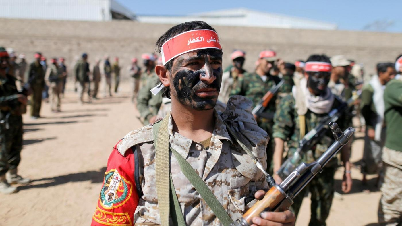 Yemen, i ribelli houthi hanno lanciato un missile su Riyad