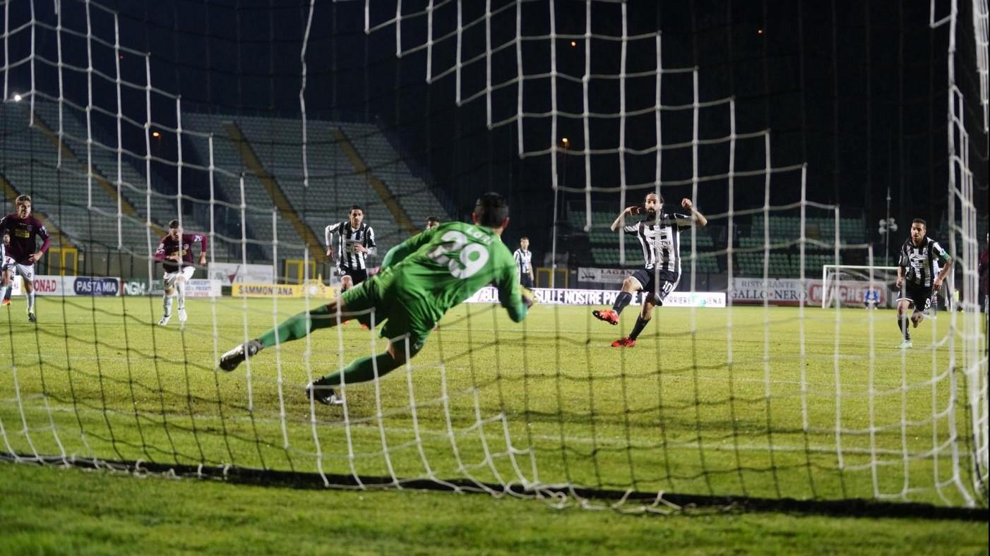 Lega Pro, il Siena si impone sul Pontedera