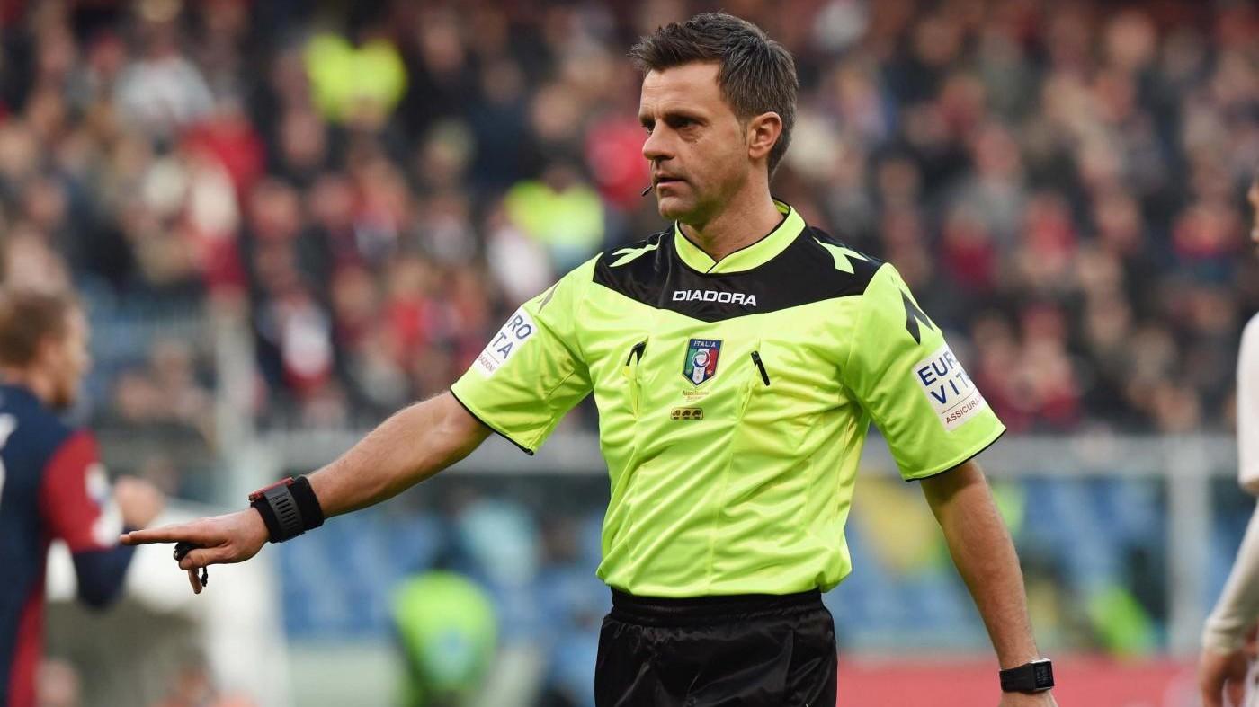 Rizzoli rinuncia a Mondiali 2018: Voglio lasciare spazio ad altri