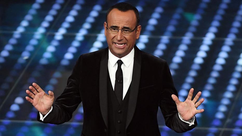 Sanremo, Conti: Io a Mediaset? E' fantascienza