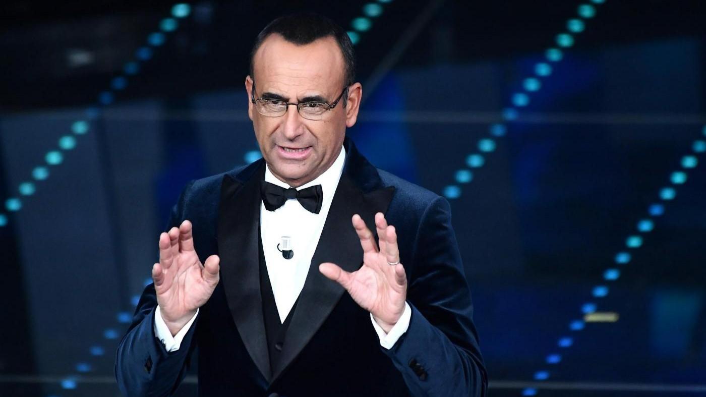 Sanremo, Conti: Incontro ad Arcore? Fanta-tv priva di fondamento