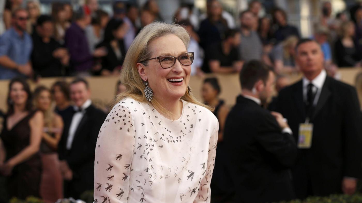 Meryl Streep contro Trump: Ci fa rischiare un inverno nucleare