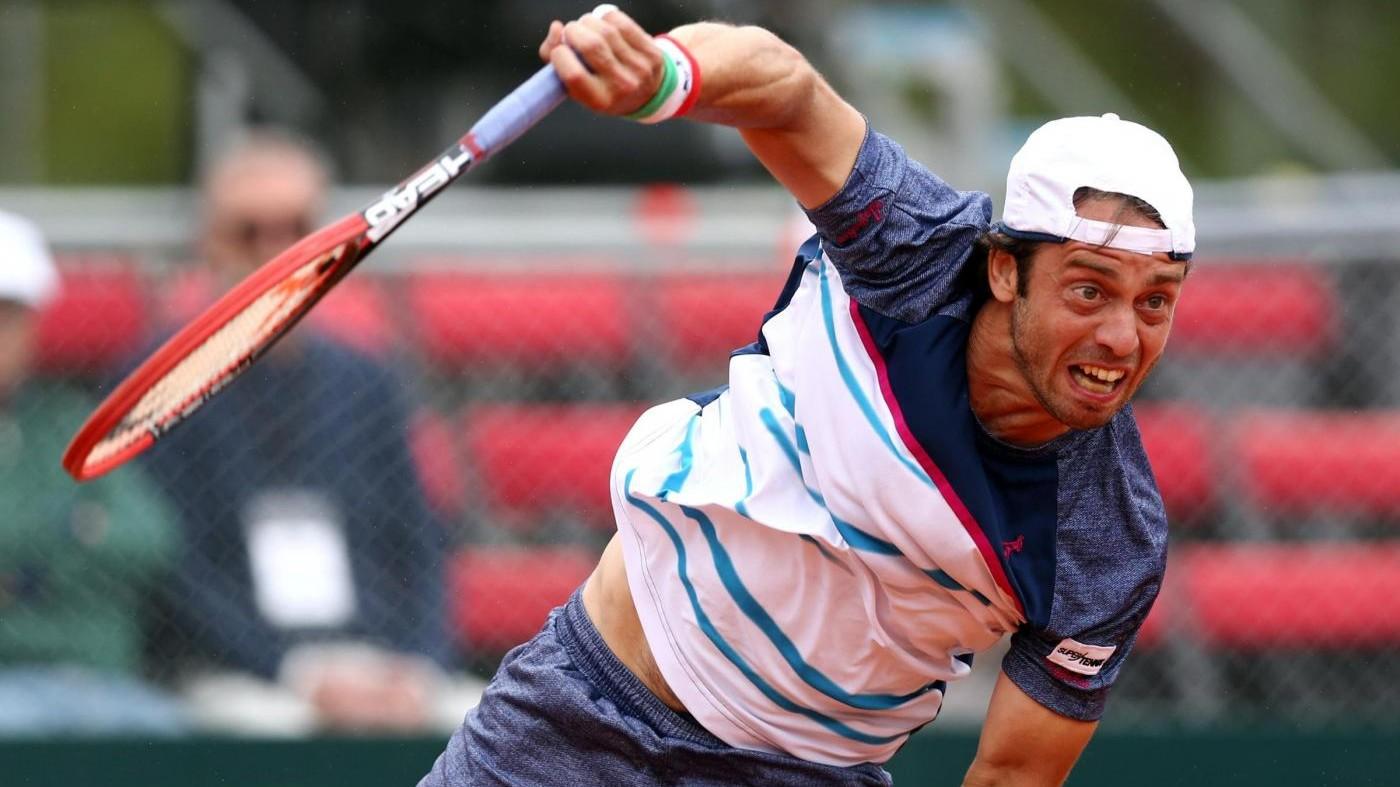 Atp Quito: Lorenzi battuto in finale, titolo a Estrella