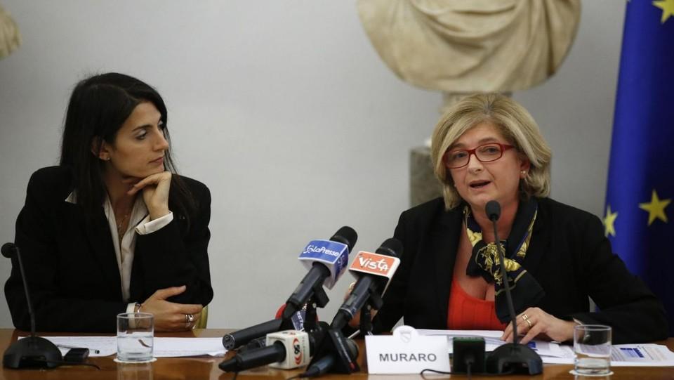 Muraro: La giunta Raggi è stata commissariata da gruppi affaristici