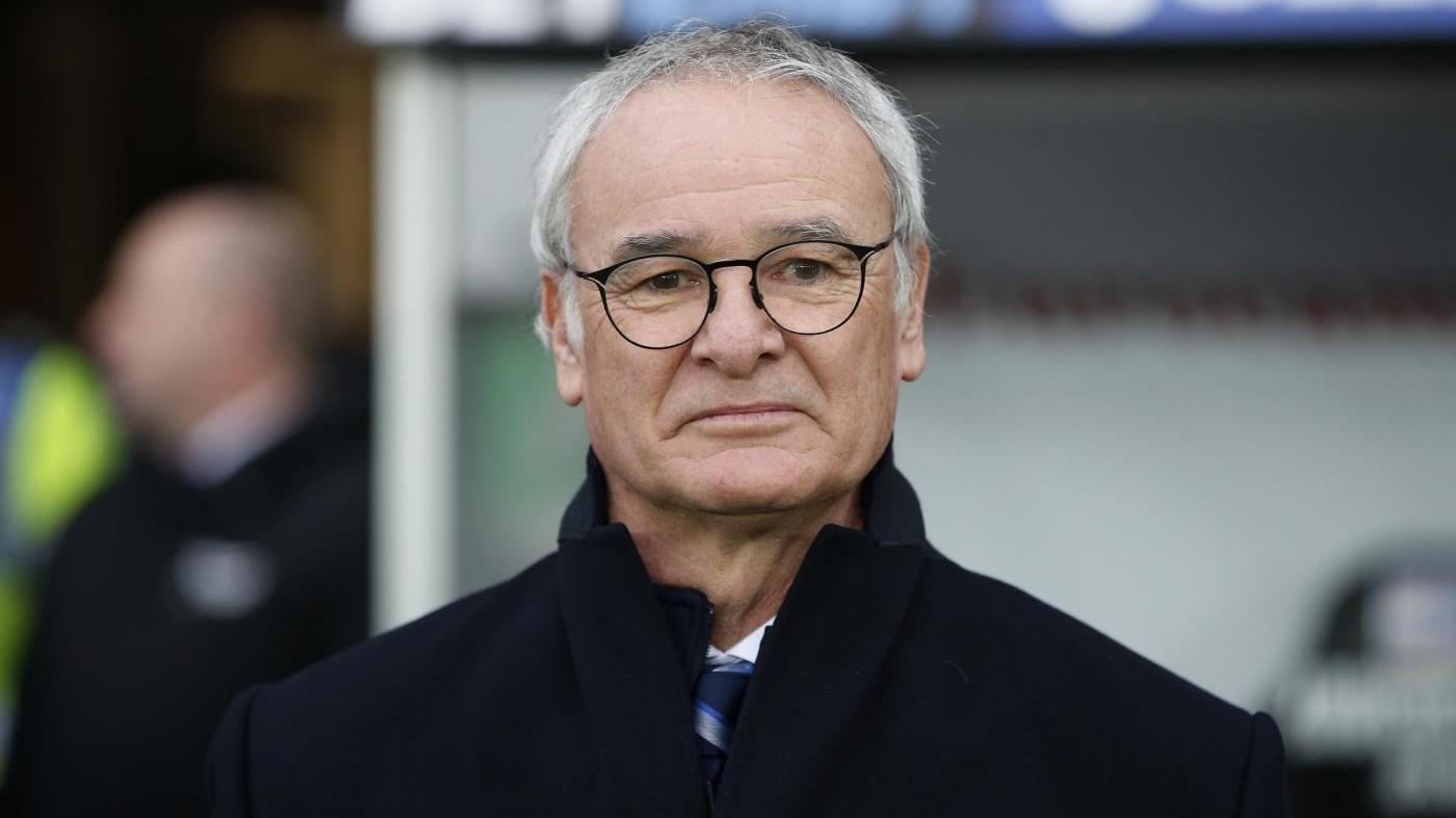 Ranieri: Su di me solo voci, lo spogliatoio del Leicester è unito