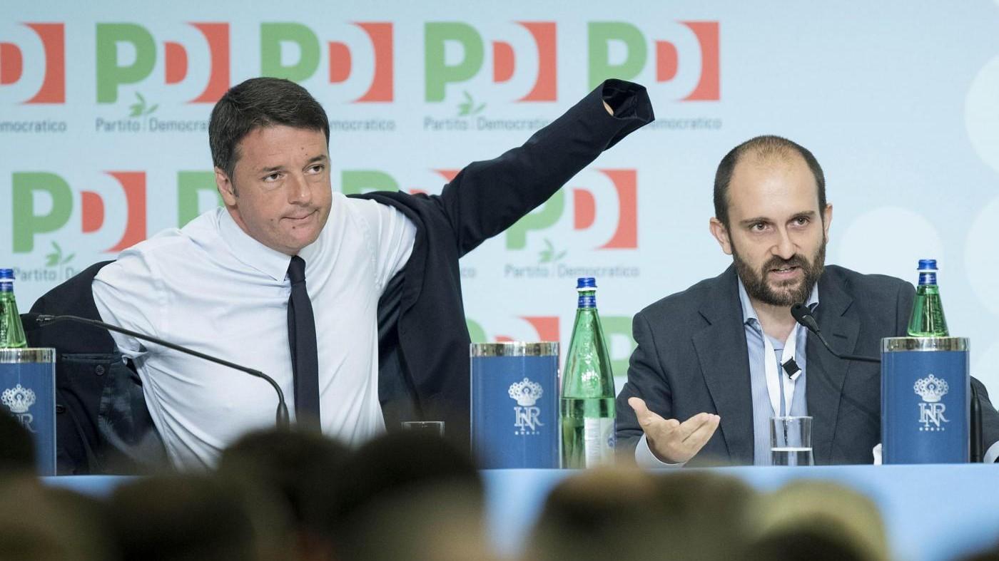 Pd, Renzi: Trovo incredibile aver paura del congresso