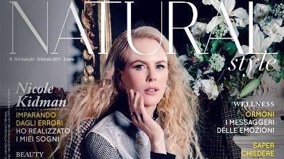 Nicole Kidman: Nel privato sono me stessa, sul set mi trasformo