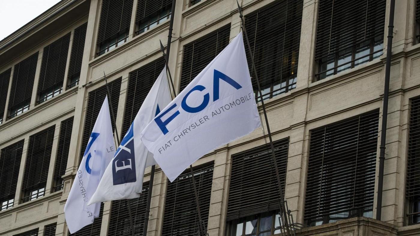 Fca, vendite in Europa +15,2% a gennaio, quota mercato al 7%