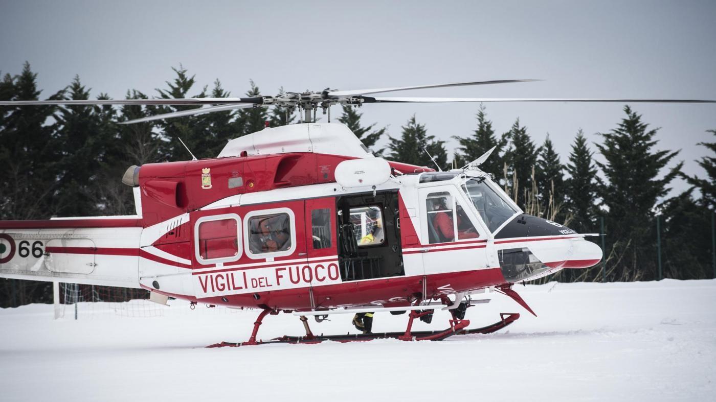 Crolla una cascata di ghiaccio a Gressoney: quattro persone morte