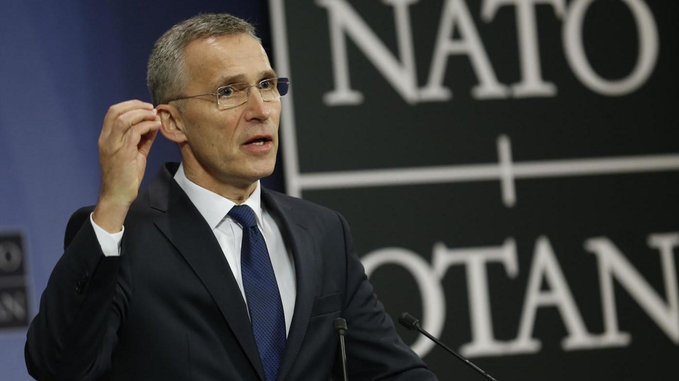 Nato, Stoltenberg: Europa ha bisogno degli Usa e viceversa