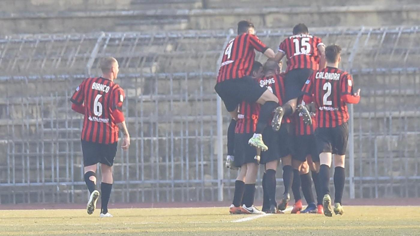 FOTO Lega Pro, Pro Piacenza-Olbia 2-0