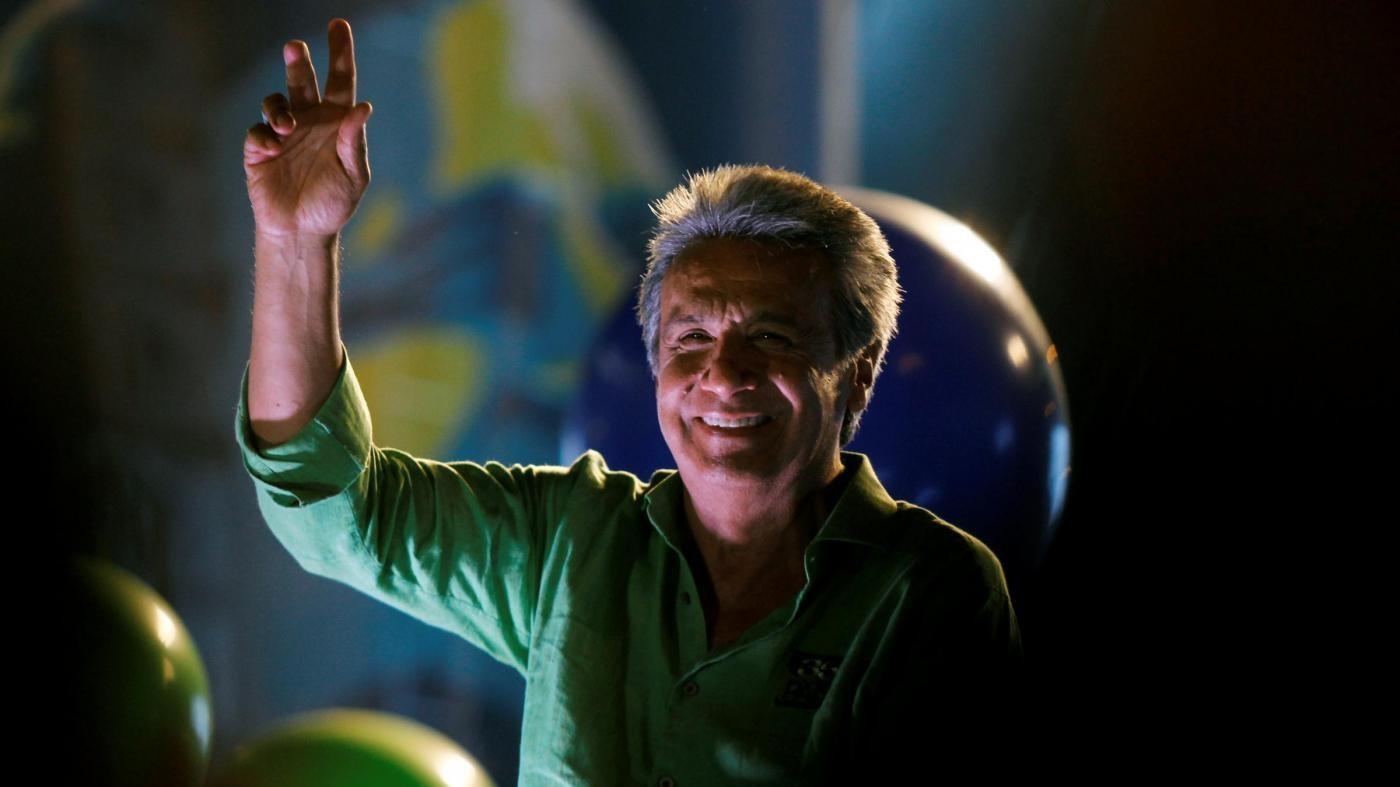 Ecuador oggi al voto per scegliere il successore di Correa