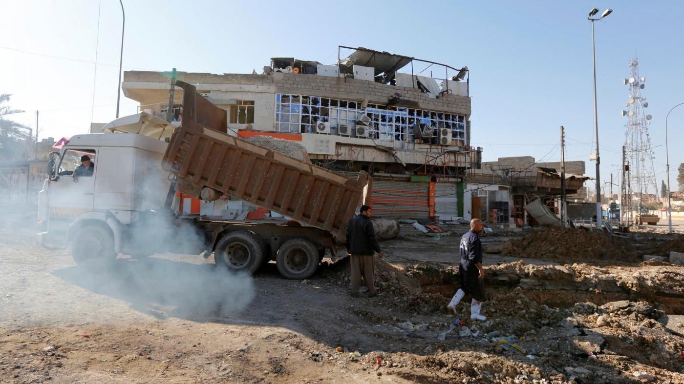 Iraq, assalto esercito nei quartieri occidentali di Mosul