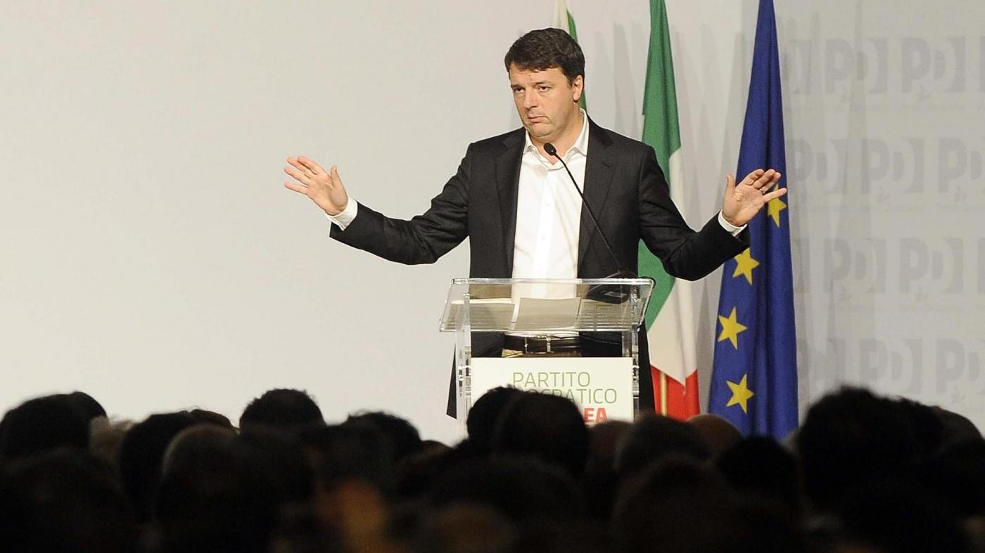 Pd, Renzi lascia: Peggio della scissione ci sono solo i ricatti