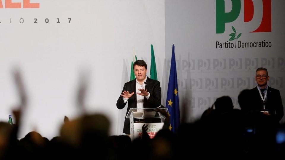 Pd, Renzi: Motivi scissione oscuri, i cittadini non capiscono